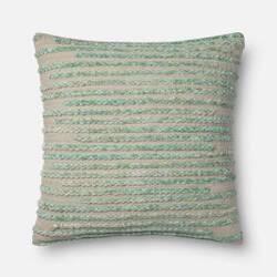 Loloi Pillow Mis02 Silver Sage
