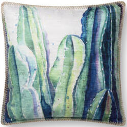 Loloi Pillows P0739 Green