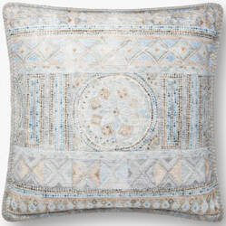 Loloi Pillows P0782 Blue - Multi