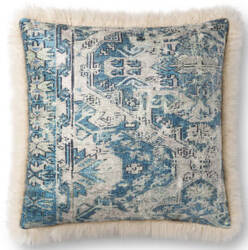 Loloi Pillows P0791 Multi - Ivory