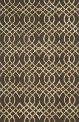 Loloi Panache Pc-02 Chocolate / Khaki Area Rug