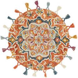 Loloi Remy Ru-01 Tangerine - Multi Area Rug