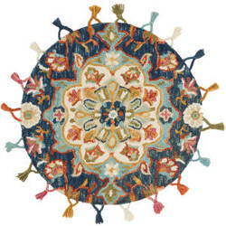 Loloi Remy Ru-06 Navy - Light Blue Area Rug