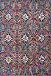 Loloi Sierra SB-02 Purple / Multi Area Rug