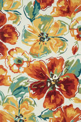 Loloi Summerton Srs18 Ivory / Floral Area Rug