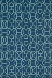 Loloi Venice Beach VB-21 Navy / Aqua Area Rug