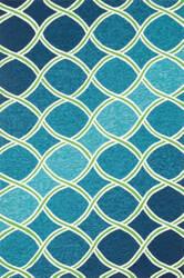 Loloi Venice Beach VB-18 Blue / Green Area Rug