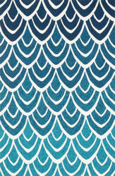 Loloi Venice Beach VB-20 Blue / Multi Area Rug