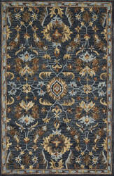 Loloi Victoria Vk-14 Denim - Multi Area Rug