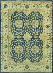 Loloi Vernon Vn-01 Estate Blue / Ivory Area Rug