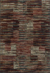 Loloi Vista VT-03 Rust / Multi Area Rug