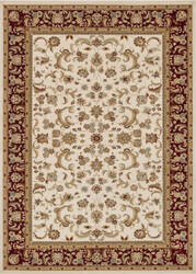 Loloi Welbourne Wl-03 Ivory-Red Area Rug