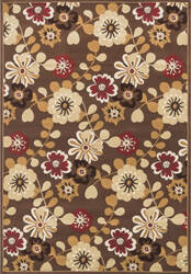 Loloi Wynn WN-02 Brown Area Rug