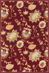 Loloi Wynn WN-04 Red Area Rug