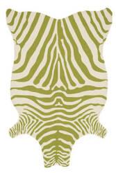Loloi Zadie Zadizd-01 Green / Ivory Area Rug