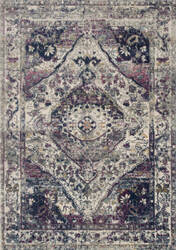 Loloi Zehla Zl-05 Ivory - Berry Area Rug