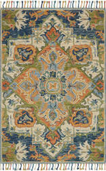Loloi Zharah Zr-11 Blue - Multi Area Rug