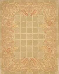 Lotfy and Sons Orleans Tr200 Light Green/Lavender Area Rug