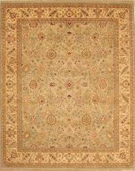Lotfy and Sons Nuance 871 Light Green/Light Gold Area Rug