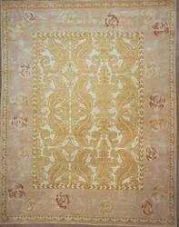 Lotfy and Sons Orleans Tr100 Ivory/Beige Area Rug