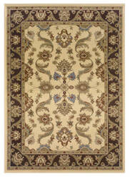 Lr Resources Adana 80371 Cream - Brown Area Rug