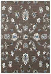 Lr Resources Adana 80375 Gray - Blue Area Rug