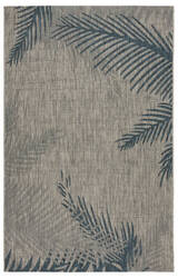 Lr Resources Captiva 81021 Gray - Blue Area Rug