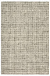 Lr Resources Criss Cross 81296 Silver Area Rug