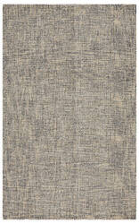 Lr Resources Criss Cross 81299 Charcoal Area Rug