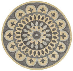 Lr Resources Dazzle 54054 Gray Area Rug
