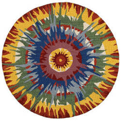 Lr Resources Dazzle 54061 Bright Area Rug