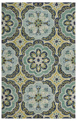 Lr Resources Dazzle 54076 Green Area Rug