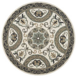 Lr Resources Dazzle 54098 Gray Area Rug
