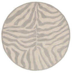 Lr Resources Fashion 02510 Taupe - Silver Area Rug