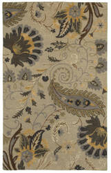 Lr Resources Glamour 06011 Sand Area Rug