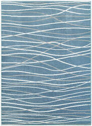 Lr Resources Grace 81125 Teal Area Rug