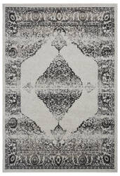 Lr Resources Infinity 81335 Gardenia - Walnut Area Rug