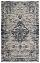Lr Resources Jewel 81037 Navy Area Rug