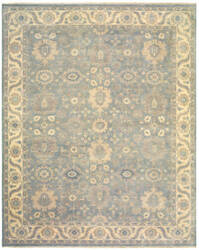 Lr Resources Kanika 21026 Light Blue - Ivory Area Rug