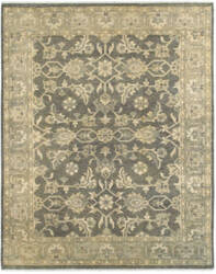 Lr Resources Kareena 21007 Charcoal - Brown Area Rug