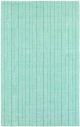 Lr Resources Kessler 81215 Mint Green Area Rug