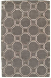 Lr Resources Luxor 03852 Gray Area Rug