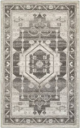 Lr Resources Matrix 81170 Stone - Magnet Area Rug