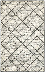 Lr Resources Matrix 81194 White Area Rug