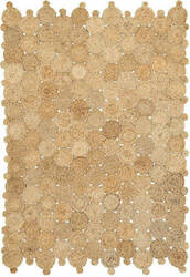 Lr Resources Natural Jute 32011 Natural Area Rug