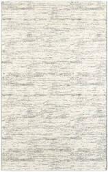 Lr Resources Soft Shag 81168 Cream - Gray Area Rug