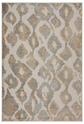Lr Resources Tranquility 81363 Fungi - Dark Beige Area Rug