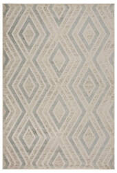 Lr Resources Tranquility 81366 Fungi - Light Blue Area Rug