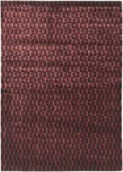 LR Resources Super Soft Lr03816 Cocoa Red Area Rug