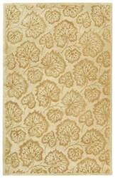 Martha Stewart by Safavieh MSR3260J HAZLENUT / GOLD Area Rug